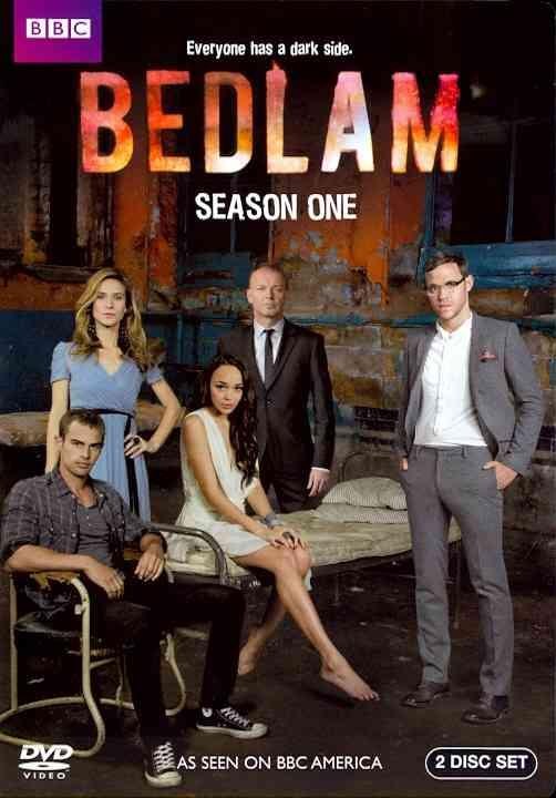 BEDLAM:SEASON 1 BY SALT,CHARLOTTE (DVD)